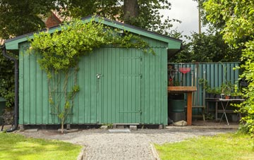 benefits of Irvine garden storage sheds
