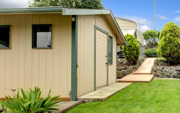 Irvine storage shed costs